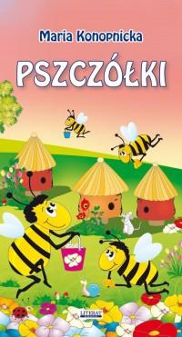 Pszczółki. Harmonijka duża - okładka książki