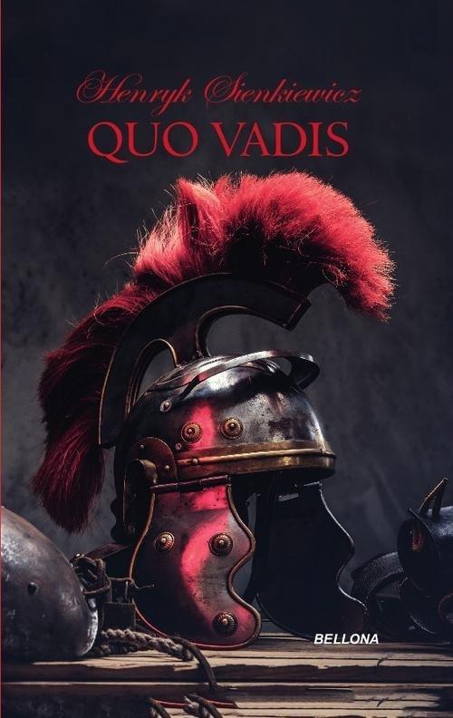 Quo Vadis - okładka podręcznika