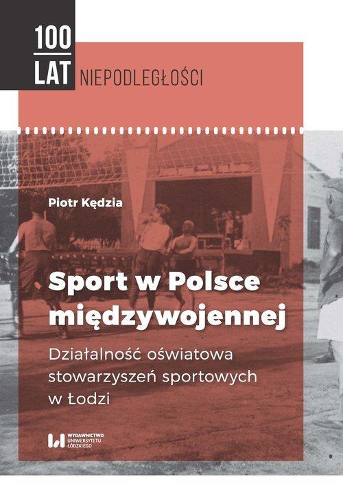 Sport w Polsce międzywojennej. - okładka książki