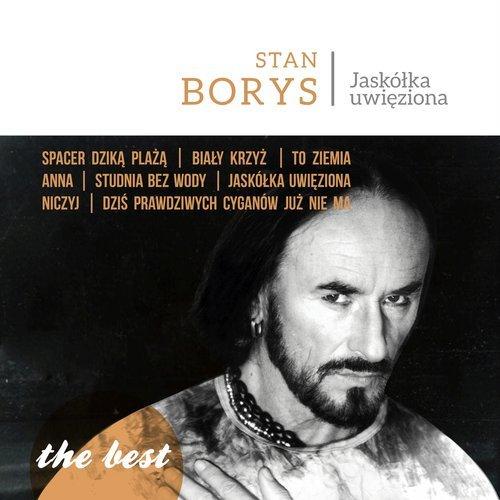 The best - Jaskółka uwięziona (CD) - okładka płyty