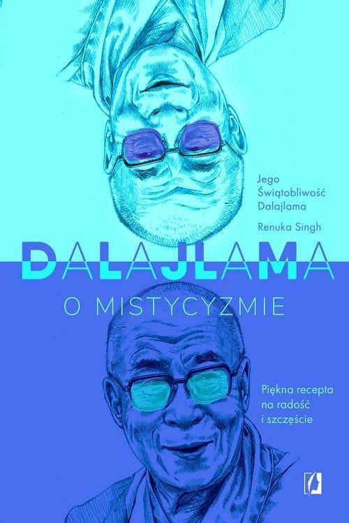 Dalajlama o mistycyzmie - okładka książki