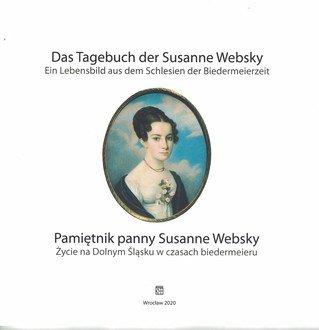 Das Tagebuch der Susanne Websky. - okładka książki