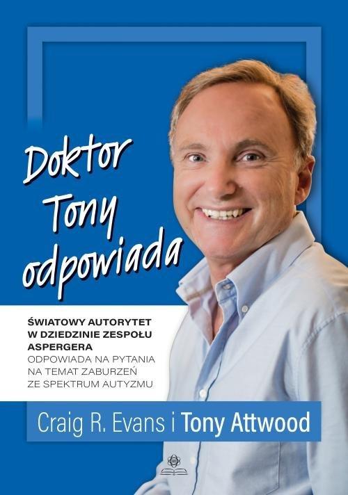 Doktor Tony odpowiada. Światowy - okładka książki