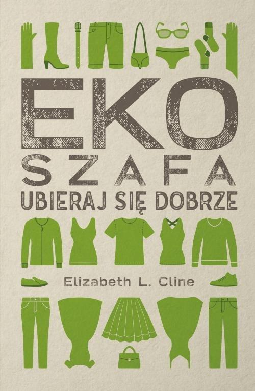 Ekoszafa Ubieraj się dobrze - okładka książki