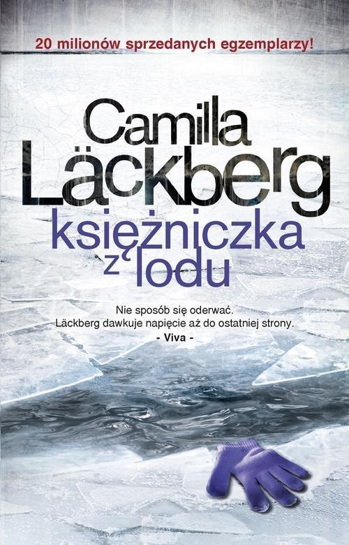 Fjällbacka. 1. Księżniczka z lodu - okładka książki