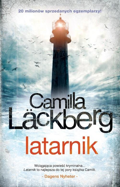 Fjällbacka. 7. Latarnik - okładka książki