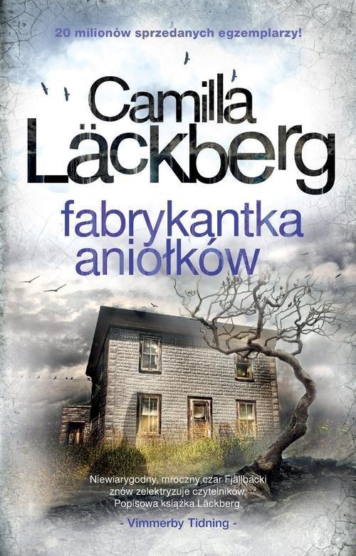 Fjällbacka. 8. Fabrykantka aniołków - okładka książki