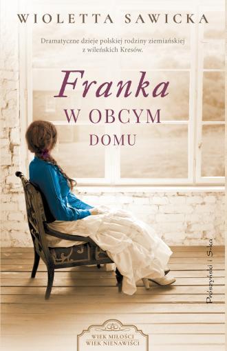Franka. W obcym domu - okładka książki