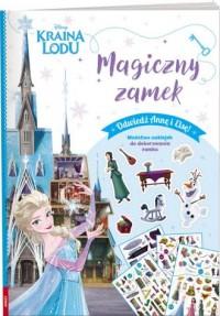 Kraina lodu. Magiczny zamek - okładka książki