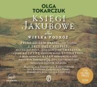 Księgi Jakubowe - okładka płyty