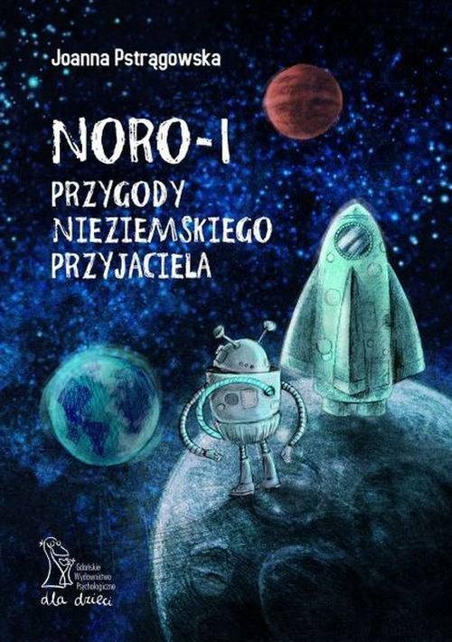 NORO-1. Przygody nieziemskiego - okładka książki