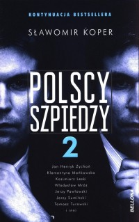 Polscy szpiedzy 2 - okładka książki