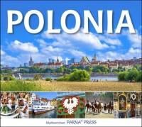 Polska. Polonia (wersja hiszp.) - okładka książki