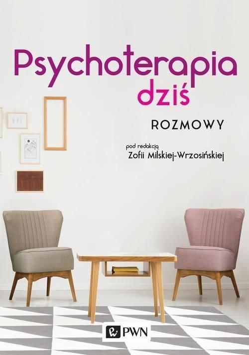 Psychoterapia dziś. Rozmowy - okładka książki
