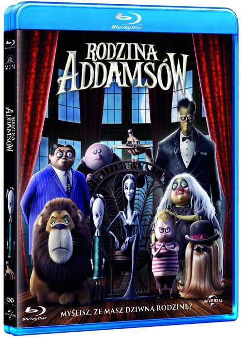 Rodzina Addamsów - okładka filmu