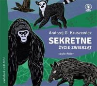 Sekretne życie zwierząt - pudełko audiobooku