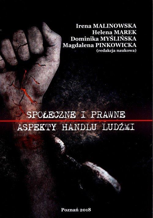 Społeczne i prawne aspekty handlu - okładka książki