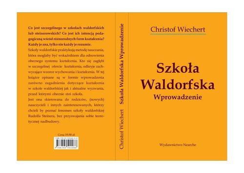 Szkoła Waldorfska. wprowadzenie - okładka książki