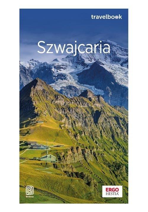 Szwajcaria oraz Liechtenstein. - okładka książki