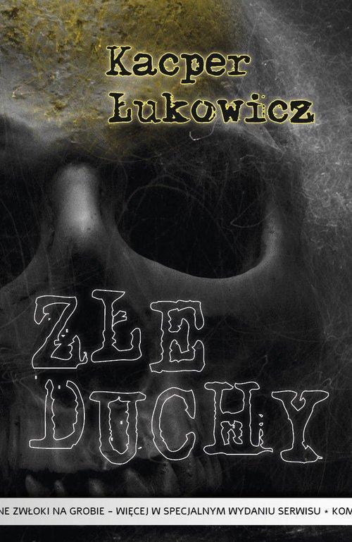 Złe duchy - okładka książki