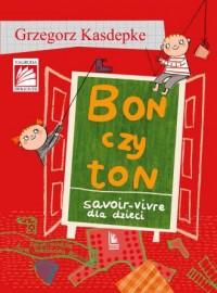 Bon czy ton - okładka książki