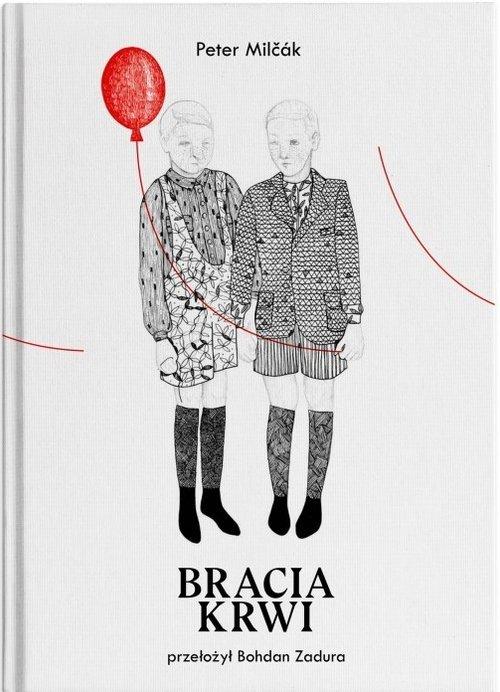 Bracia Krwi - okładka książki