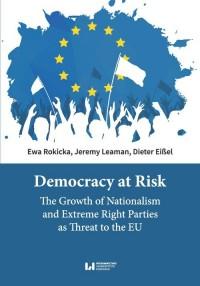 Democracy at Risk. The Growth of - okładka książki