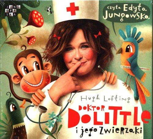 Doktor Dollitle i jego zwierzaki - pudełko audiobooku
