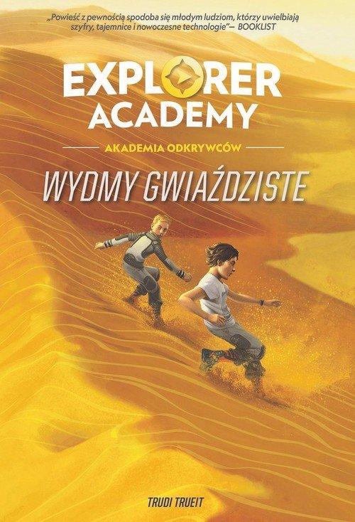 Explorer Academy. Tom 4. Wydmy - okładka książki