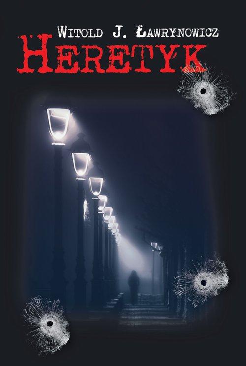 Heretyk - okładka książki