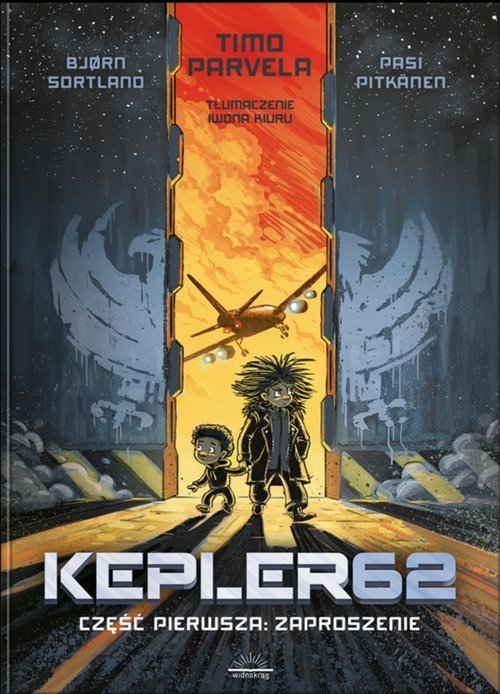 Kepler62. Część pierwsza: Zaproszenie - okładka książki