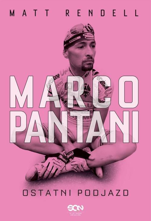 Marco Pantani. Ostatni podjazd - okładka książki