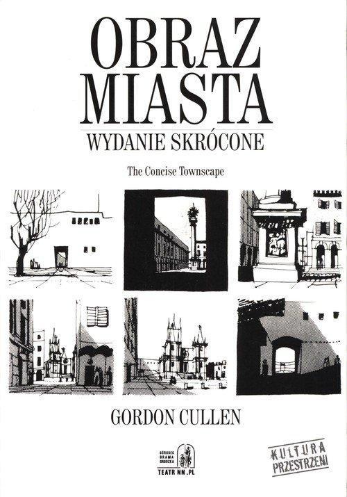 Obraz miasta (wydanie skrócone) - okładka książki