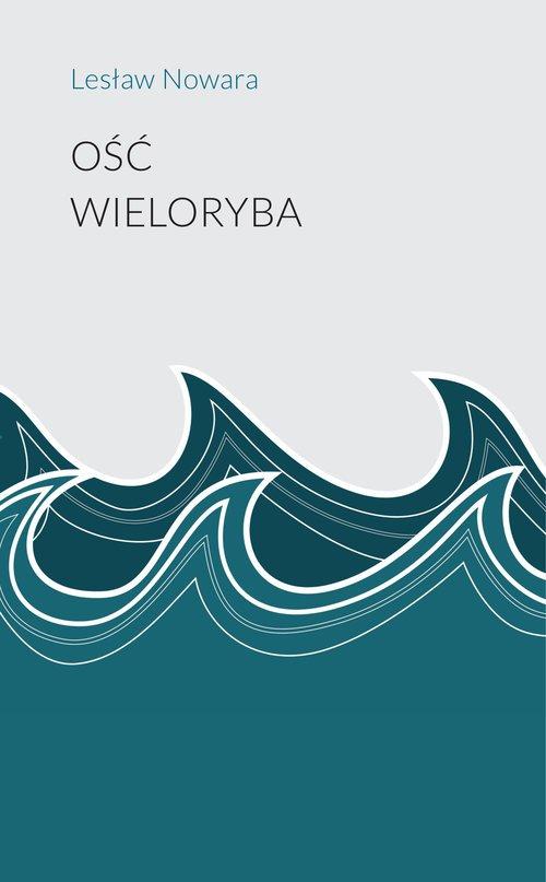 Ość wieloryba - okładka książki