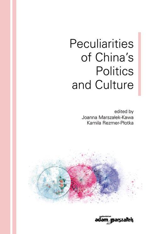 Peculiarities of Chinas Politics - okładka książki