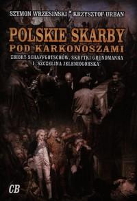 Polskie skarby pod Karkonoszami. - okładka książki