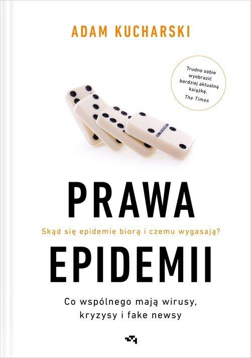 Prawa epidemii. Skąd się epidemie - okładka książki