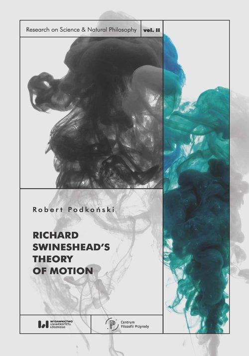 Richard Swineshead s Theory of - okładka książki