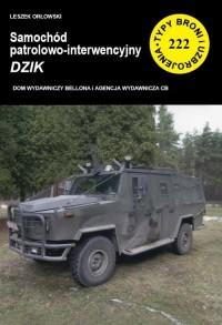 Samochód patrolowo-interwencyjny - okładka książki