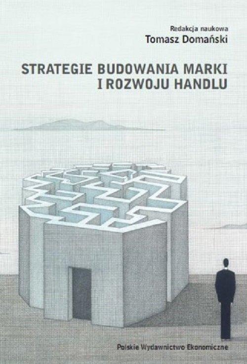 Strategie budowania marki i rozwoju - okładka książki