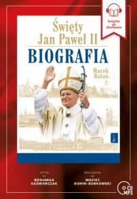 Święty Jan Paweł II. Biografia - pudełko programu