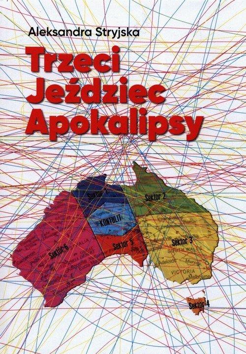 Trzeci Jeździec Apokalipsy - okładka książki