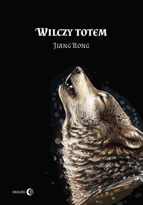 Wilczy totem - okładka książki