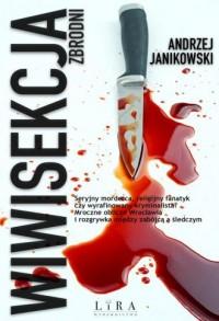 Wiwisekcja zbrodni - okładka książki