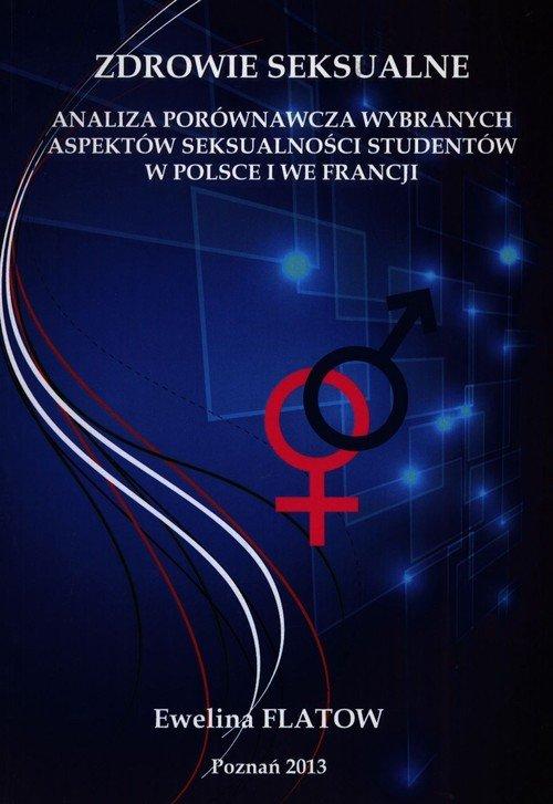 Zdrowie seksualne. Analiza porównawcza - okładka książki