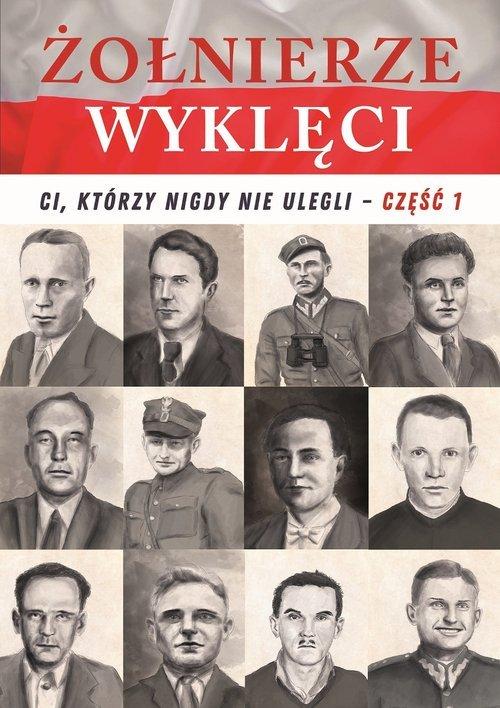 Żołnierze wyklęci cz. 1 - okładka książki