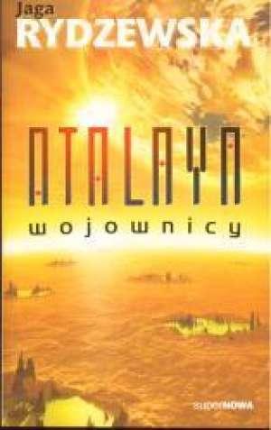 Atalaya. Wojownicy - okładka książki