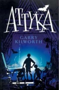Attyka - okładka książki