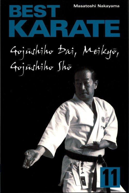 Best karate. Tom 11 - okładka książki