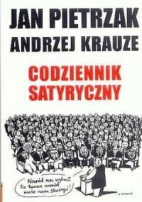 Codziennik satyrtyczny - okładka książki